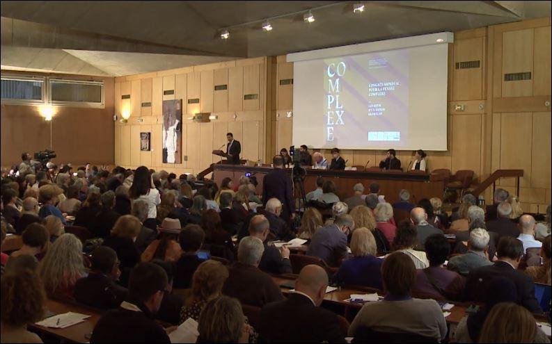Congrès mondial pour la pensée complexe 2016